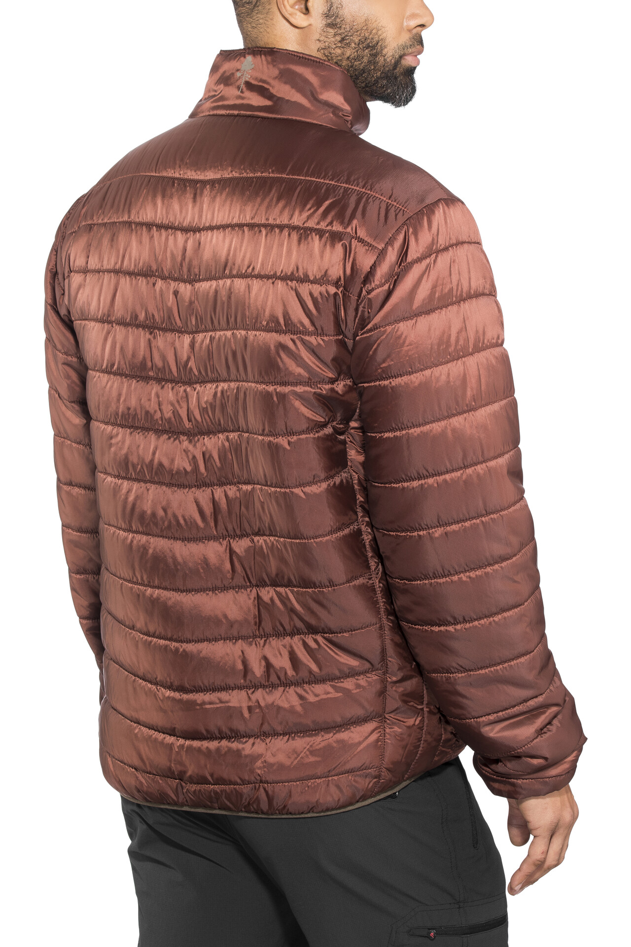 Pinewood Himalaya Padded Jacket Men dark copper